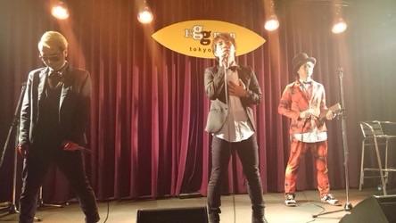 らいぶれぽ!@egg-man tokyo east 2015.08.02