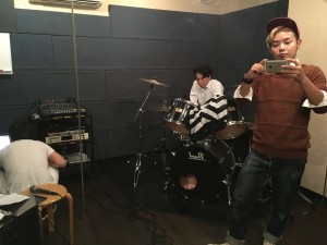 一握の砂 佐伯由布紀 PMmaa MCchin スタジオ練習 RUIDOK3