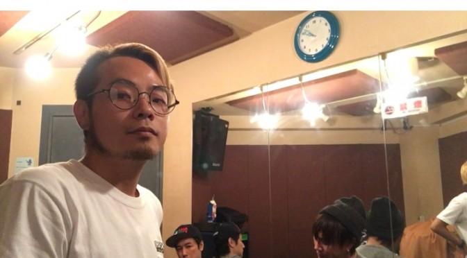 スタジオ練習@新宿音楽コンテスト