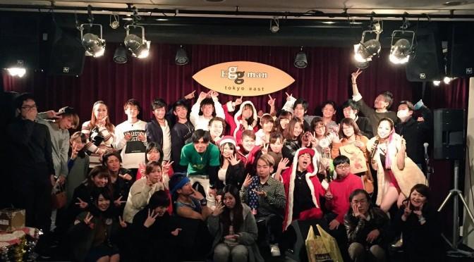 らいぶれぽ!@Brush Class vol.4 〜egg man tokyo east 岩本町〜