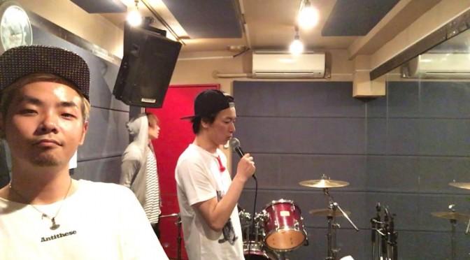 明日はLIVE!!!