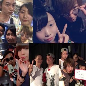 一握の砂 佐伯由布紀 PBmaa MCchin J-POP CAFE jpopcafe 渋谷 LIVEADVANCE 音楽 文学 3poLstar☆☆☆ スリポル