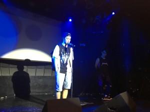 一握の砂 文学 音楽 佐伯由布紀 PBmaa MCchin モアザンヘヴン 渋谷 glad