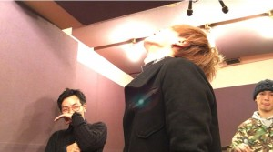 BrushClass YOU&ME STARLOUNGE THEGAME 一握の砂 佐伯由布紀 PBmaa MCchin 渋谷