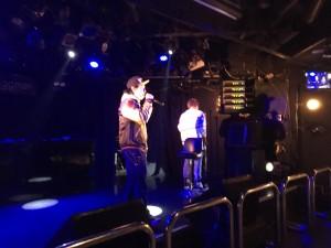 一握の砂 文学 音楽 佐伯由布紀 PBmaa MCchin eggman 渋谷 INFINITY SHINO MAY'S KG