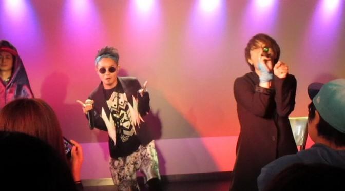らいぶれぽ!〜RyoZ生誕祭@J-POP CAFE〜