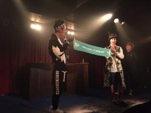 一握の砂 文学 音楽 佐伯由布紀 PBmaa MCchin NEXTBREAK 渋谷STARLOUNGE Ⅱtoneclan ツートンクラン STAY